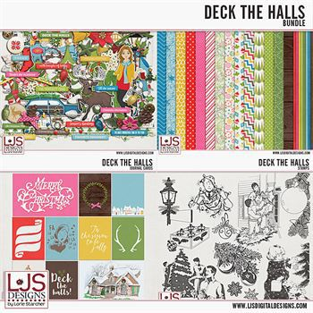 Deck The Halls - Bundle