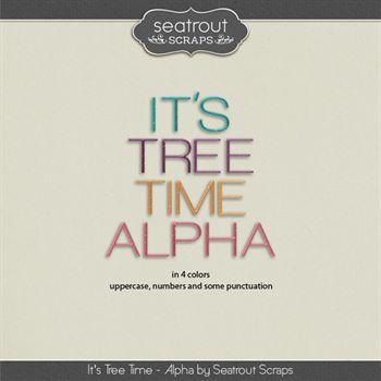 It's Tree Time - Alpha