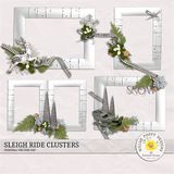 Sleigh Ride Clusters