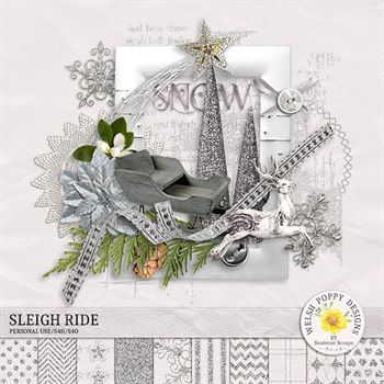 Sleigh Ride Mini Kit