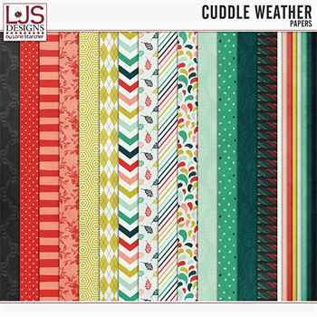 Cuddle Weather - Papers