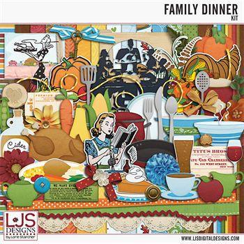Family Dinner - Kit
