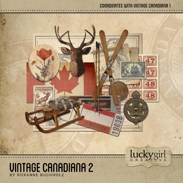 Vintage Canadiana 2