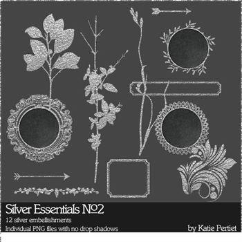 Silver Essentials No. 02