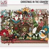 Christmas In The Country - Elements