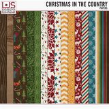 Christmas In The Country - Papers