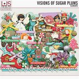 Visions Of Sugar Plums - Kit