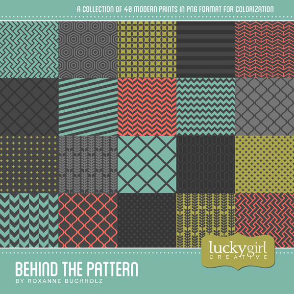 Behind The Pattern