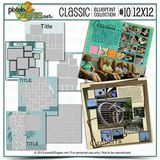 12x12 Classic Blueprint Collection #10