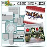 12x12 Classic Blueprint Collection #11