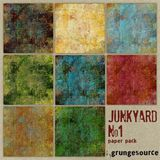 Junk Yard No. 01 Paper Pack