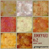 Junk Yard No. 02 Paper Pack