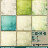 Scribbler Paper Pack No. 01