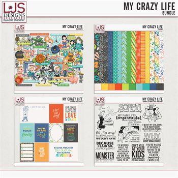 My Crazy Life - Bundle