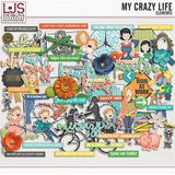 My Crazy Life - Elements