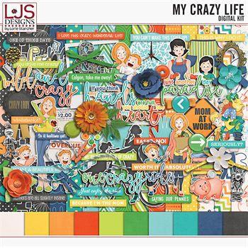 My Crazy Life - Kit
