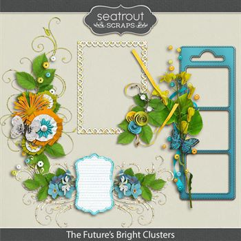 The Future's Bright Clusters