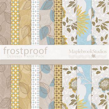 Frostproof Paper Pack