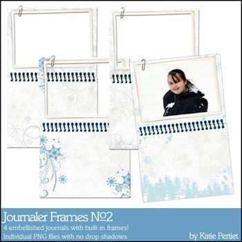 Journaler Frames No. 02