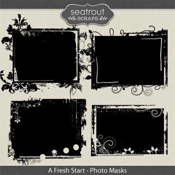 A Fresh Start Photo Masks