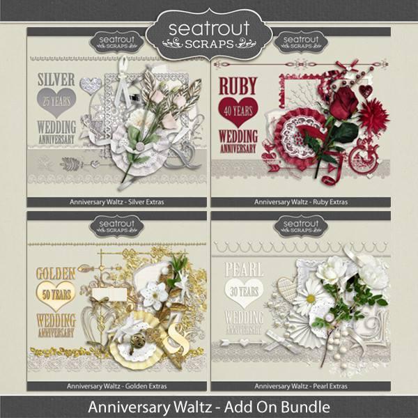 Anniversary Waltz Add On Packs Bundle