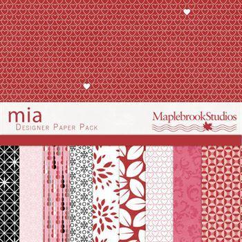 Mia Paper Pack