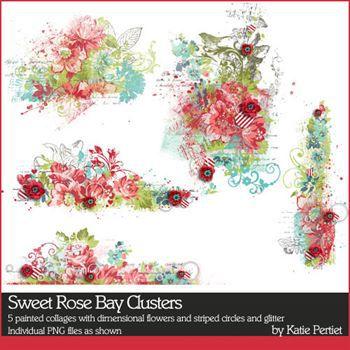 Sweet Rose Bay Clusters