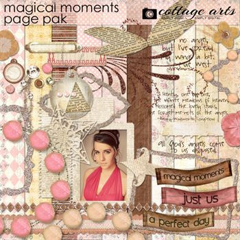 Magical Moments Page Pak