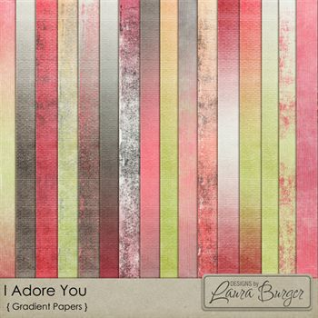 I Adore You Gradient Papers