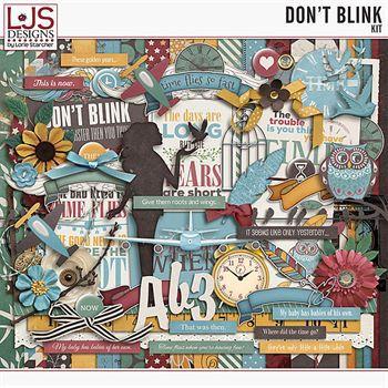 Don't Blink - Kit