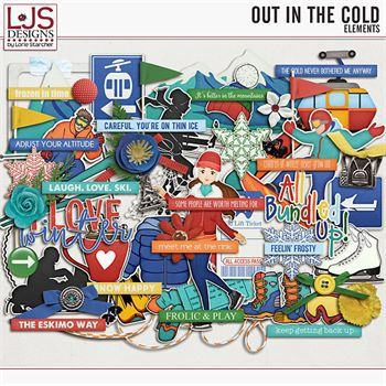 Out In The Cold - Elements