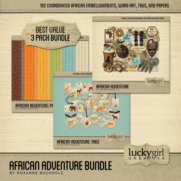 African Adventure Bundle