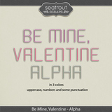 Be Mine, Valentine Alpha