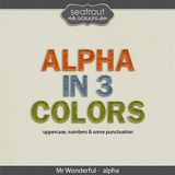 Mr Wonderful Alpha