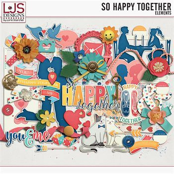 So Happy Together - Elements