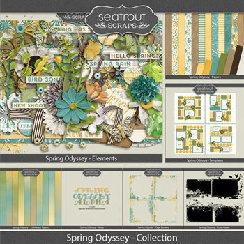 Spring Odyssey Bundled Collection