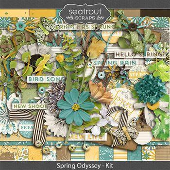 Spring Odyssey Kit