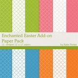 Enchanted Easter Add-on Paper Pack