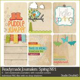 Readymade Journalers Spring No. 01