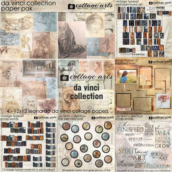 Da Vinci Collection