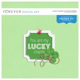 Lucky Charm Cluster Freebie