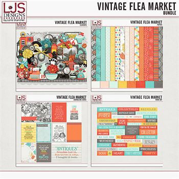 Vintage Flea Market - Bundle