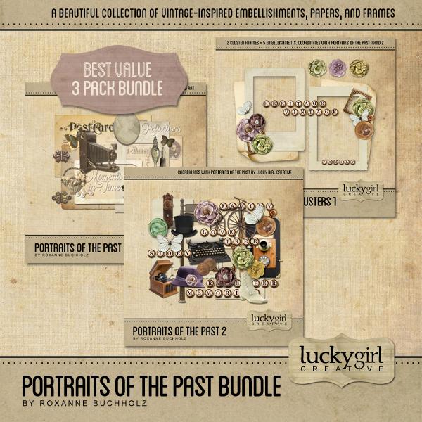 Portraits Of The Past Bundle