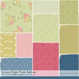 Leyton Add-on Paper Pack
