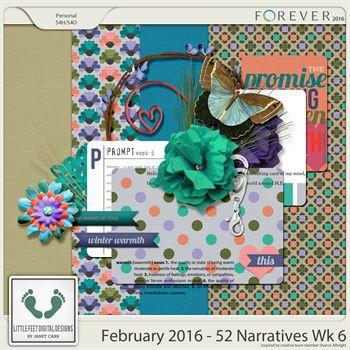 52 Narratives - February Week 6
