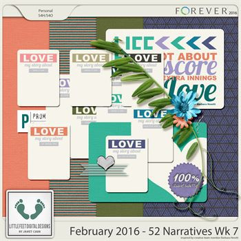 52 Narratives - February Week 7