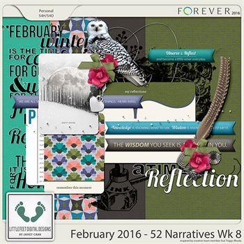 52 Narratives - February Week 8