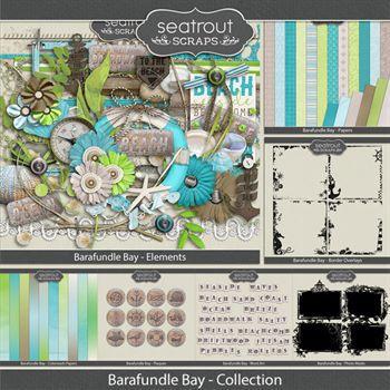 Barafundle Bay Bundled Collection