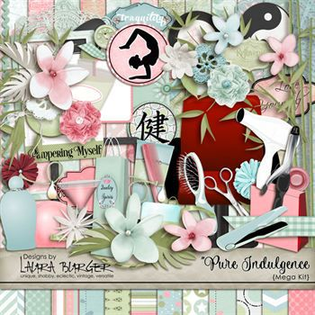 Pure Indulgence Scrap Kit
