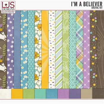 I'm A Believer - Papers